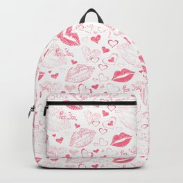 For you pattern Backpack