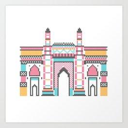 Gateway of India Art Print