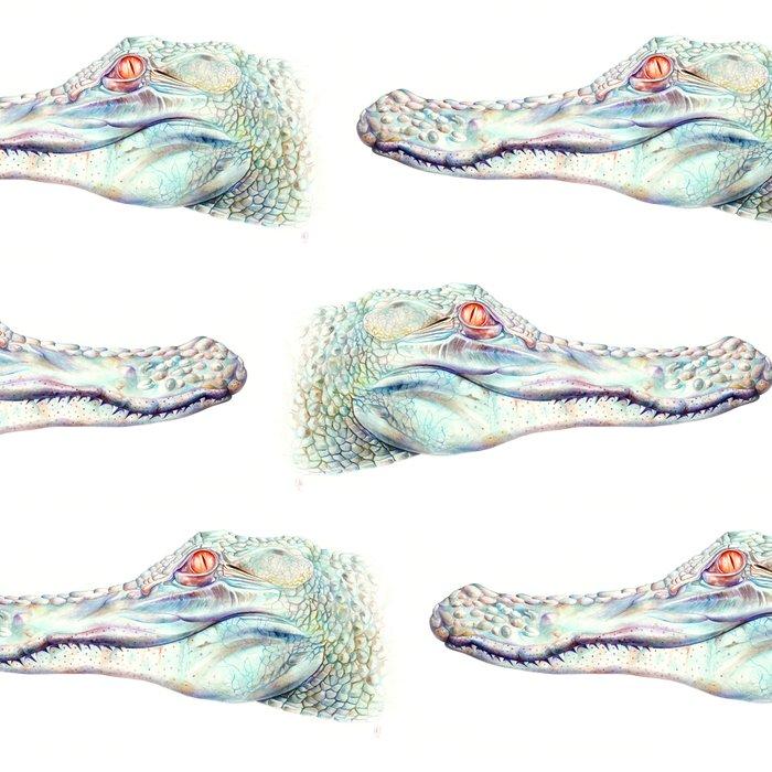 Albino Alligator Leggings