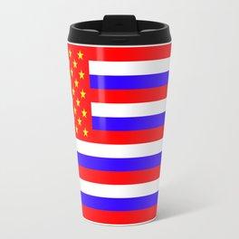 The New flag for the USA (Putin approved) Travel Mug