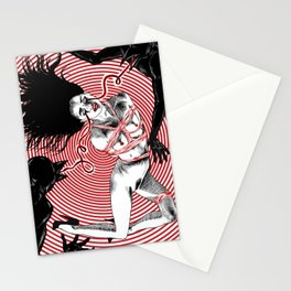 Vertigo ll. Stationery Cards