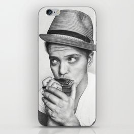 Bruno Mars iPhone Skin
