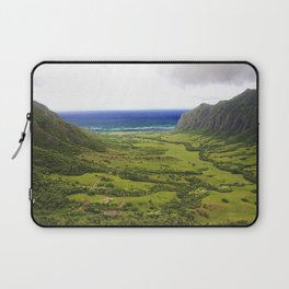 Jurassic Trenches  Laptop Sleeve