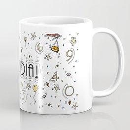 ANDREIA STORY ART: Feliz día Coffee Mug