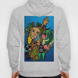 The supplication of sustenance Hoody
