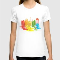 dreams T-shirts featuring Summer of Melted Dreams by Rachel Caldwell