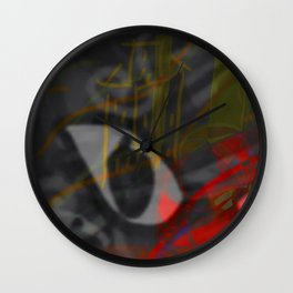 Camborio 4 Wall Clock