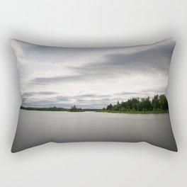 Gabbro Lake 1 Rectangular Pillow
