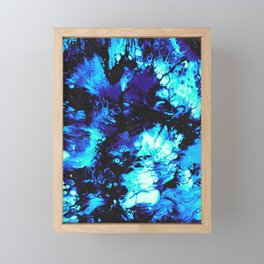 DOWN BY THE RIVER Framed Mini Art Print