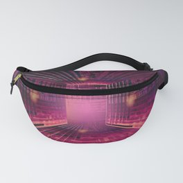 Enjoy the Labyrinth the Exit is an Illusion / 16-01-17 Fanny Pack