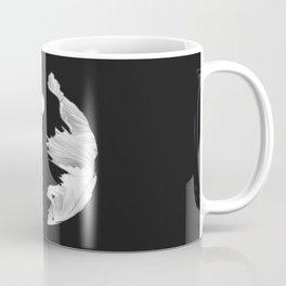 Mystery Black Coffee Mug