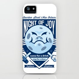 Night of Joy iPhone Case
