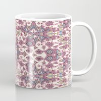 tapestry Mugs featuring Tapestry by Ingrid Padilla