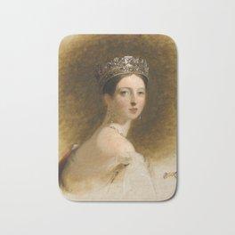 Queen Victoria Bath Mat
