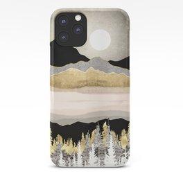 Winter Moon iPhone Case