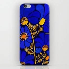 Wildflower Garden iPhone Skin