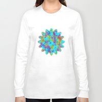 starfish Long Sleeve T-shirts featuring Starfish Parade by Elena Indolfi