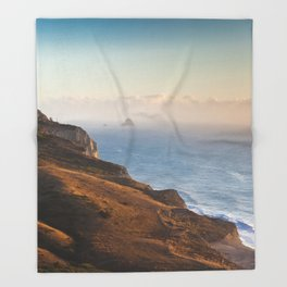 Lost Coast Throw Blanket