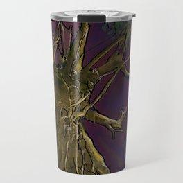 Tree of Knowledge Travel Mug