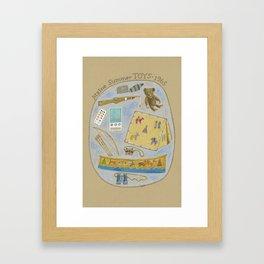 Maine Toys 1965 Framed Art Print