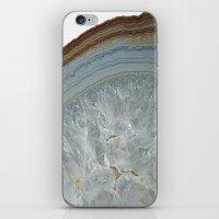 agate iPhone & iPod Skins featuring Agate by CAROL HU