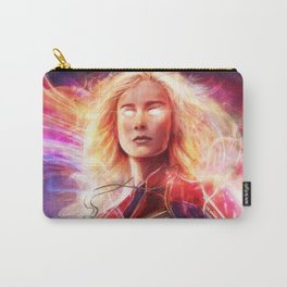 Carol Danvers Carry-All Pouch