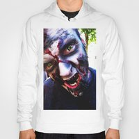 zombies Hoodies featuring Zombies ! by bobbierachelle
