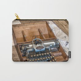 Blickensderfer Typewriter Carry-All Pouch