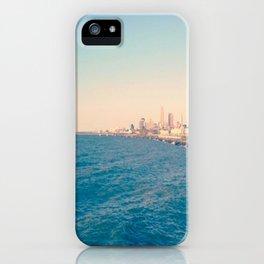 Cleveland Skyline  iPhone Case