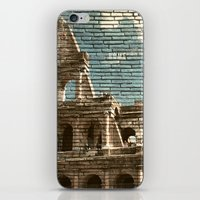 rome iPhone & iPod Skins featuring Rome by Snaps Between Naps