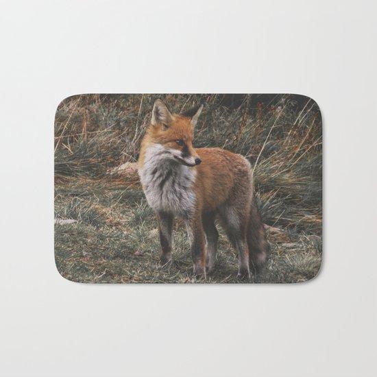 Feelin' Foxy Bath Mat