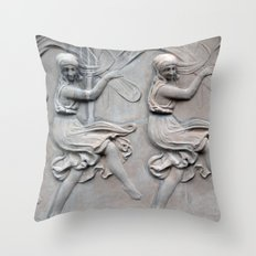 All the single ladies, all the single ladies Throw Pillow