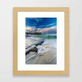 Flinders Bay - Western Australia Framed Art Print