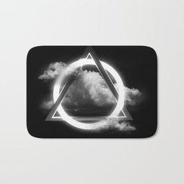 Sacred Geometry - Trinity  06 Bath Mat