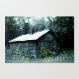 Shelter Canvas Print