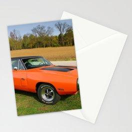 Vintage Hugger Orange 68 Charger color photography / photographs / poster Stationery Cards