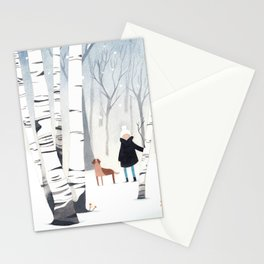 lost and found Stationery Cards