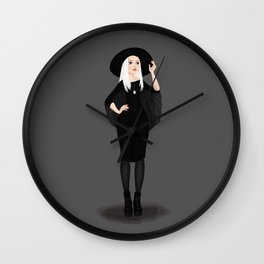 Pearlwitch Wall Clock