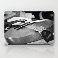 banjo iPad Cases featuring Banjo by KimberosePhotography