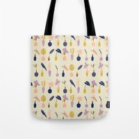 plants Tote Bags featuring Plants by Sofia Noceti