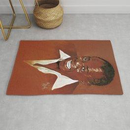 Louis Armstrong Rug