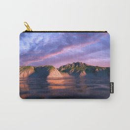 Serenity Island Landscape Carry-All Pouch