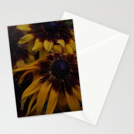 FARMERS MARKET FLOWERS Stationery Cards