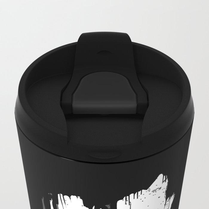 Groot & Bones Metal Travel Mug