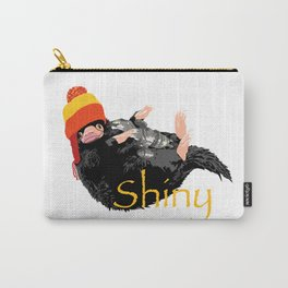 Shiny Carry-All Pouch