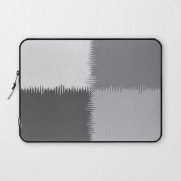 QUARTERS #1 (Grays) Laptop Sleeve