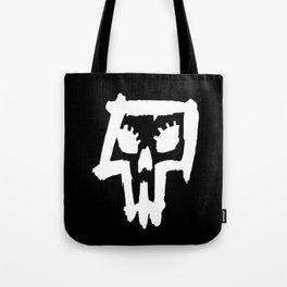 Sexy Skull - White Tote Bag