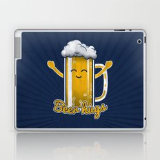Beer Hugs Laptop & iPad Skin