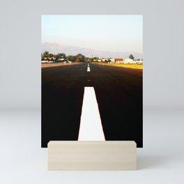 Runway Mini Art Print