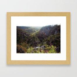 Outlook Framed Art Print